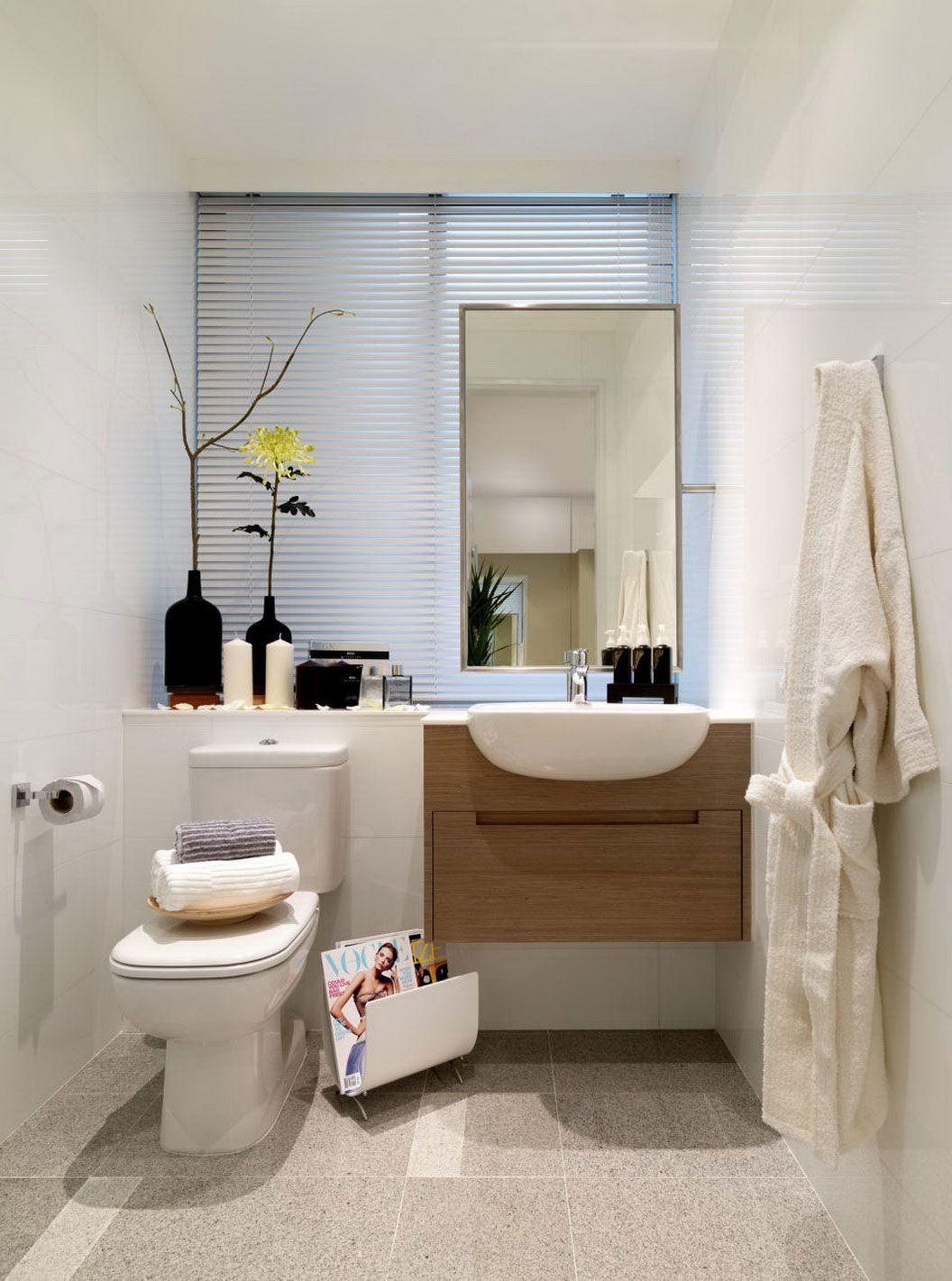 5 Bí kíp giúp nhà vệ sinh của bạn nhỏ mà vẫn đẹp mê