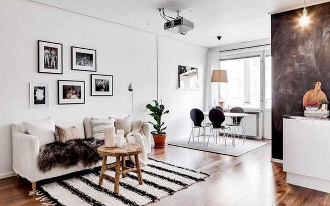 Những mẫu nội thất thông minh cho căn hộ nhỏ