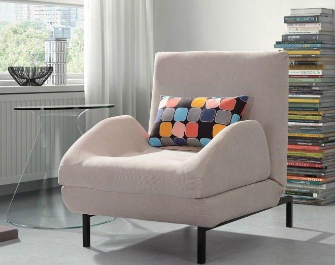 Những mẫu ghế giường đa năng tiện lợi cho nhà chật